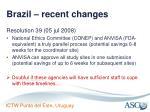 brazil recent changes