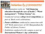 initiatives by gyandeepthi