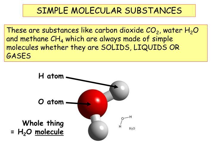 H atom