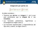 integraci n por partes 2