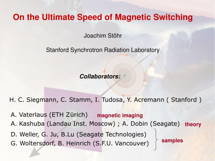 On the Ultimate Speed of Magnetic Switching