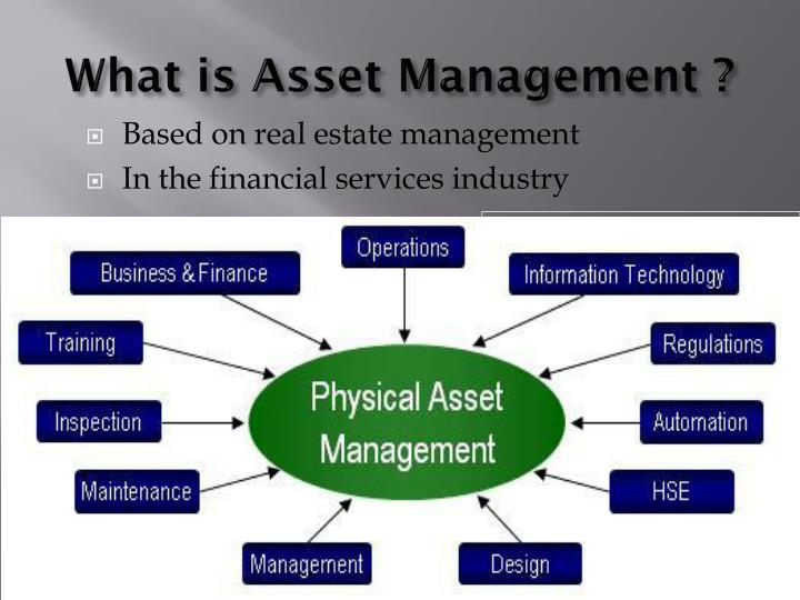 What is Asset Management ?