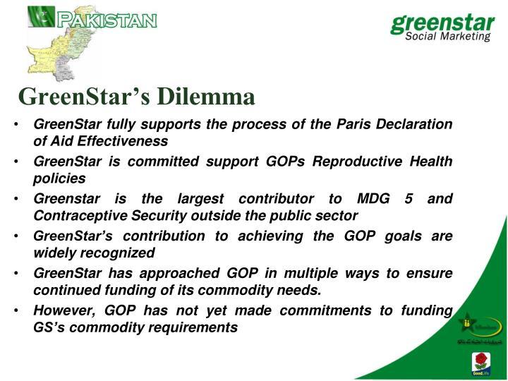 GreenStar's