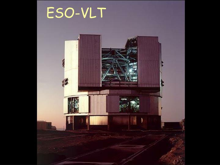 ESO-VLT