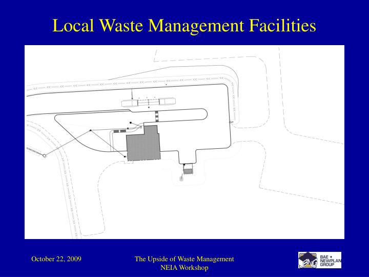 Local Waste Management Facilities