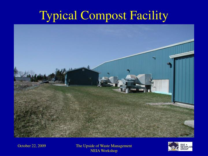 Typical Compost Facility