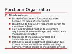 functional organization2