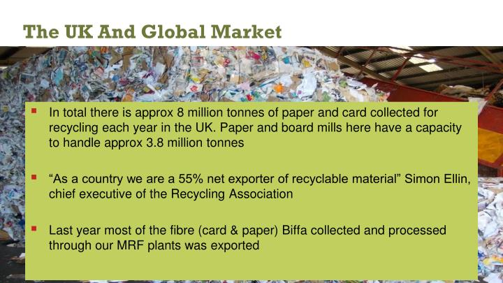 The UK And Global Market