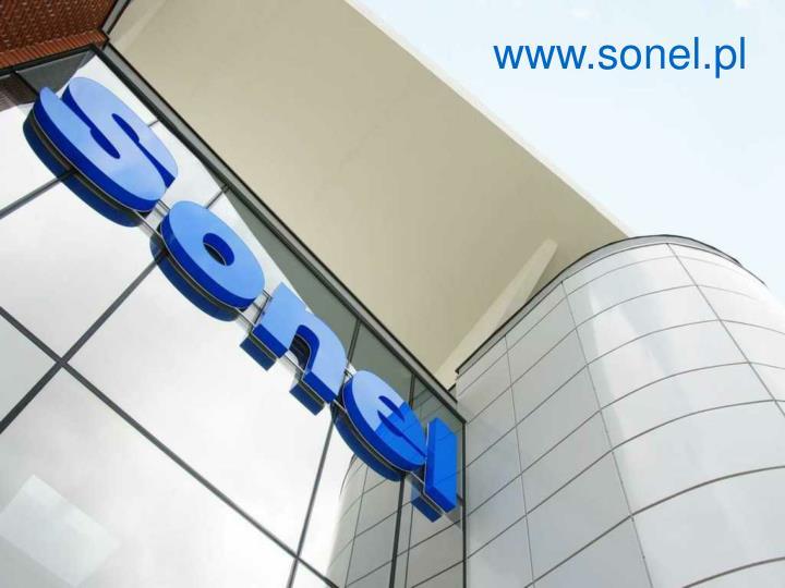 www.sonel.pl