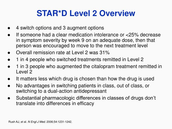 Star d level 2 overview