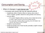 consumption and saving4