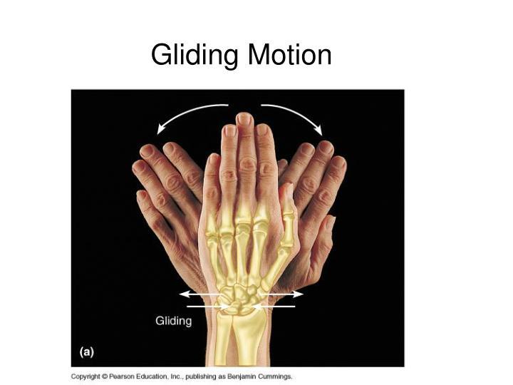 Gliding Motion