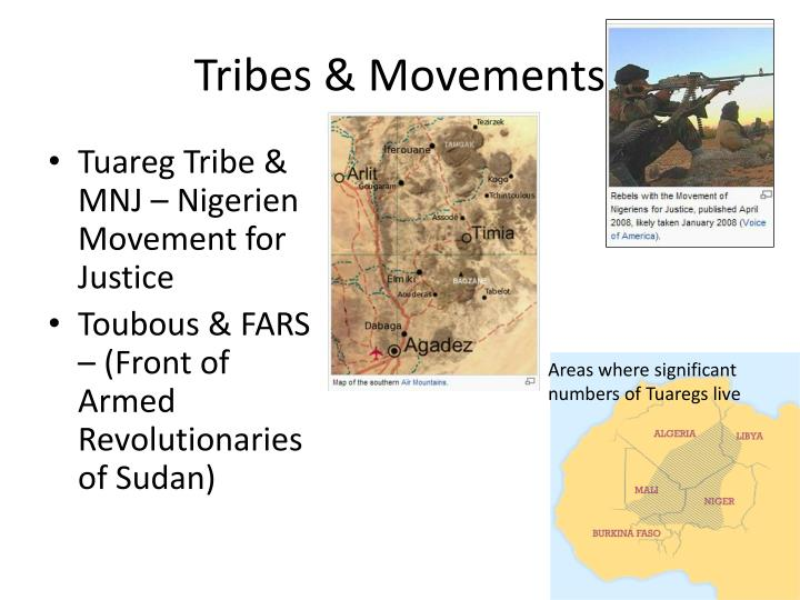 Tribes & Movements