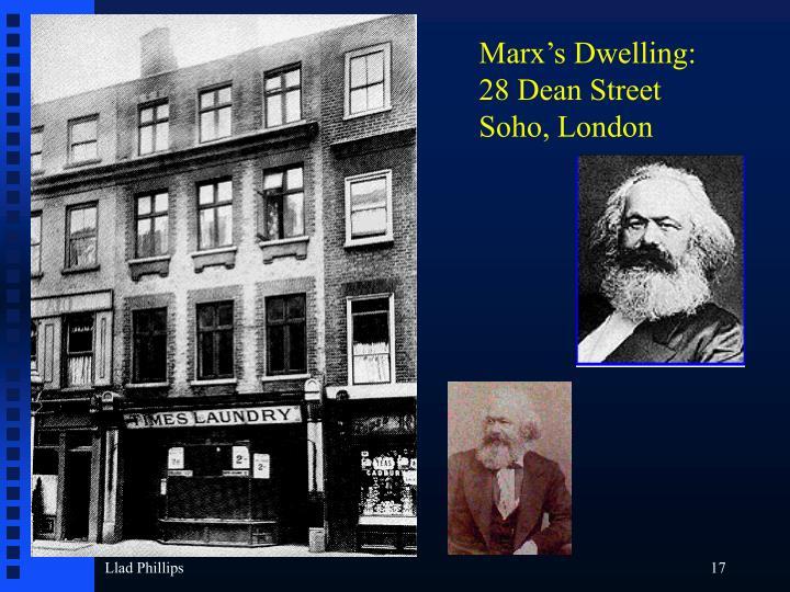 Marx's Dwelling: