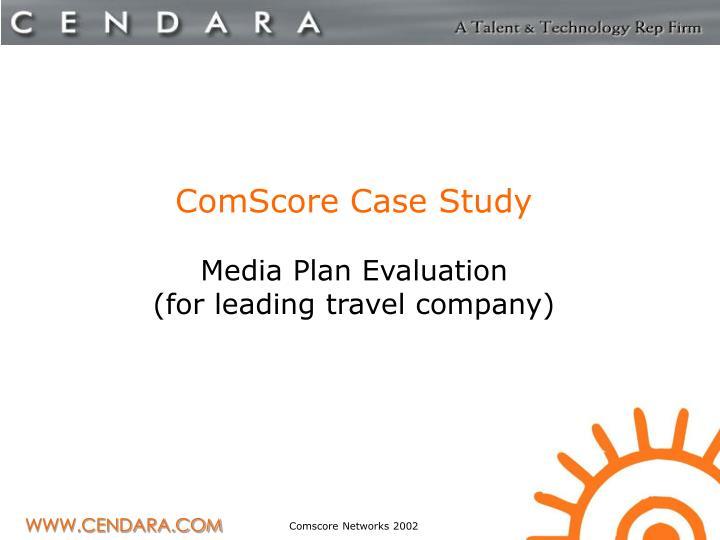 ComScore Case Study