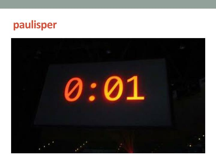 paulisper
