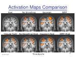 activation maps comparison2