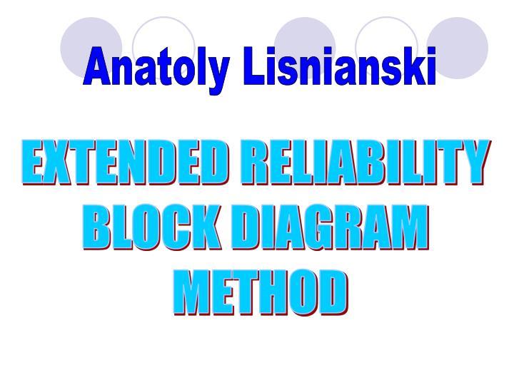 Anatoly Lisnianski