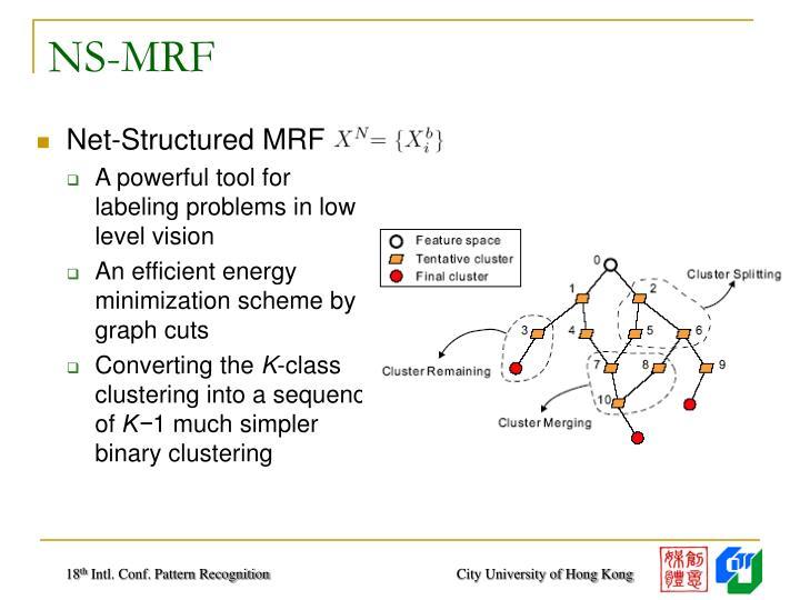 NS-MRF