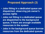 proposed approach 3