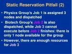 static reservation pitfall 2