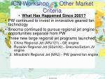 icn workshop other market criteria4