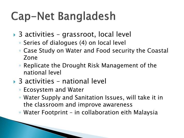 Cap net bangladesh