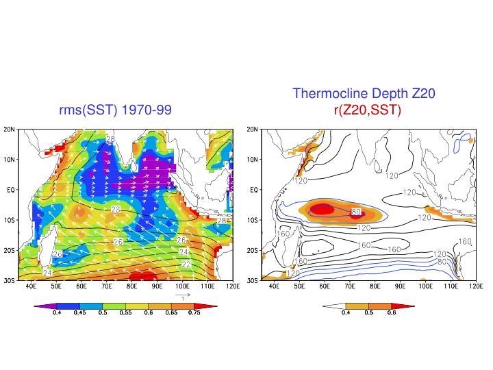 Thermocline Depth Z20