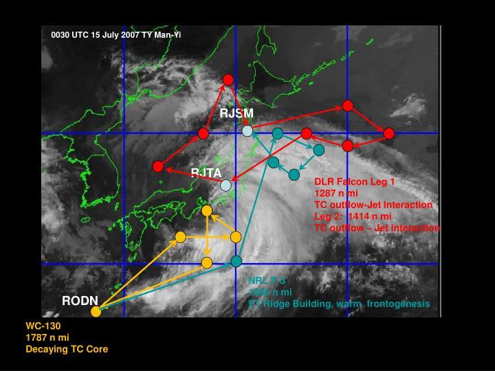 0030 UTC 15 July 2007 TY Man-Yi