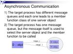 asynchronous communication1