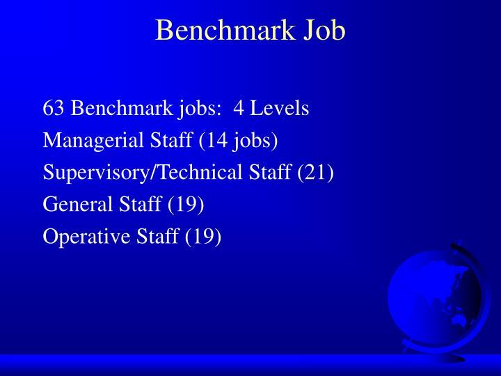 Benchmark Job