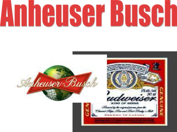 anheuser busch case analysis 1 Inbev and anheuser-busch case solution, in early june 2008, according to the belgian inbev nv-launched a $ 46,400,000,000 unsolicited offer to acquire anheuser-busch co, which owns budweiser 132.