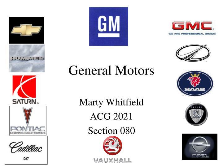 general motors n.