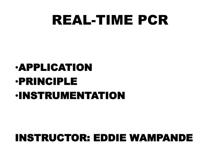 real time pcr n.