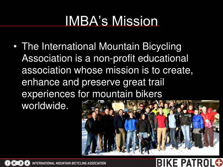 Imba s mission