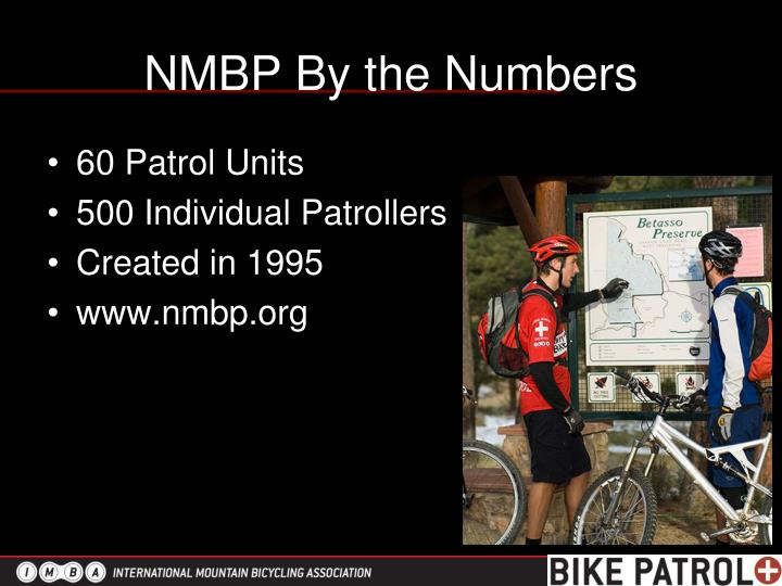 NMBP By the Numbers