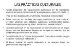 las pr cticas culturales