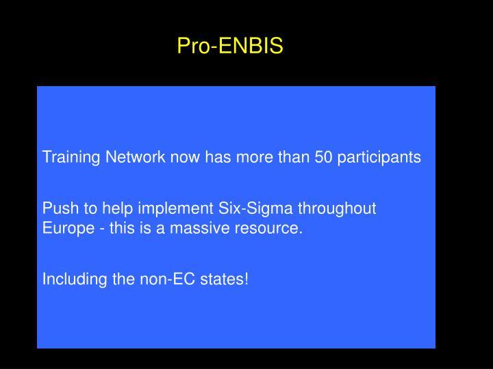Pro-ENBIS