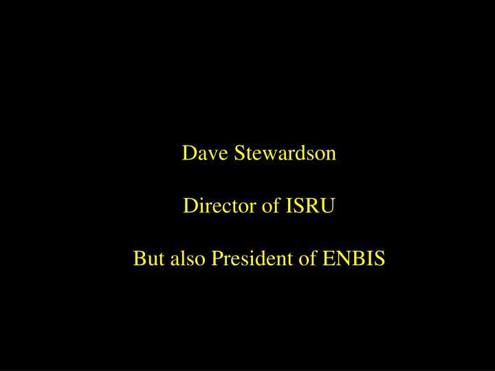Dave Stewardson