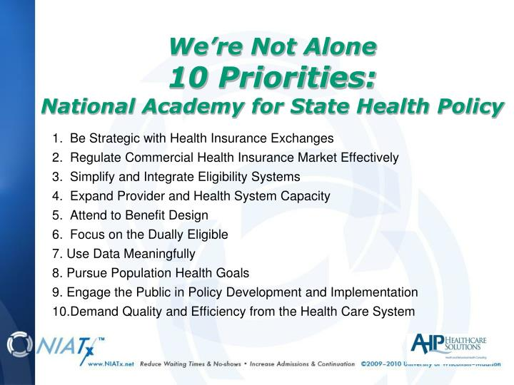 1. Be Strategic with Health Insurance Exchanges