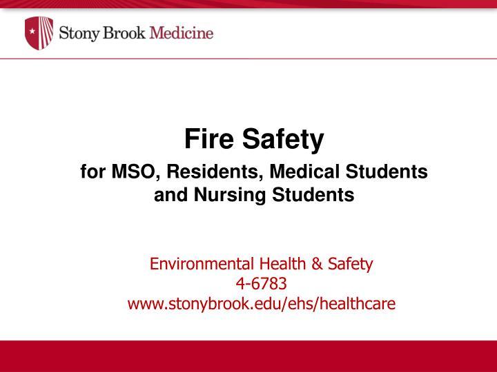environmental health safety 4 6783 www stonybrook edu ehs healthcare