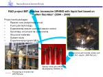 r d project mit nuclear transmuter sphinx with liquid fuel based on molten fluorides 2004 2008