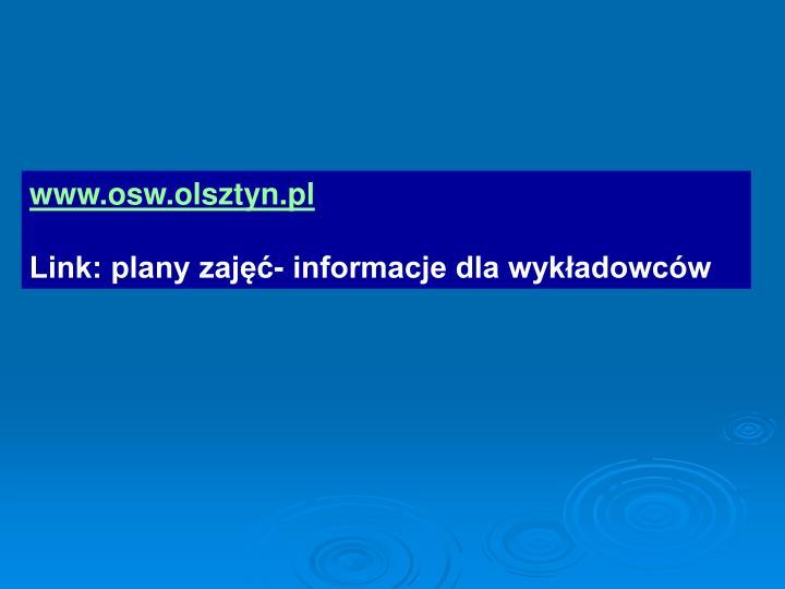 www.osw.olsztyn.pl