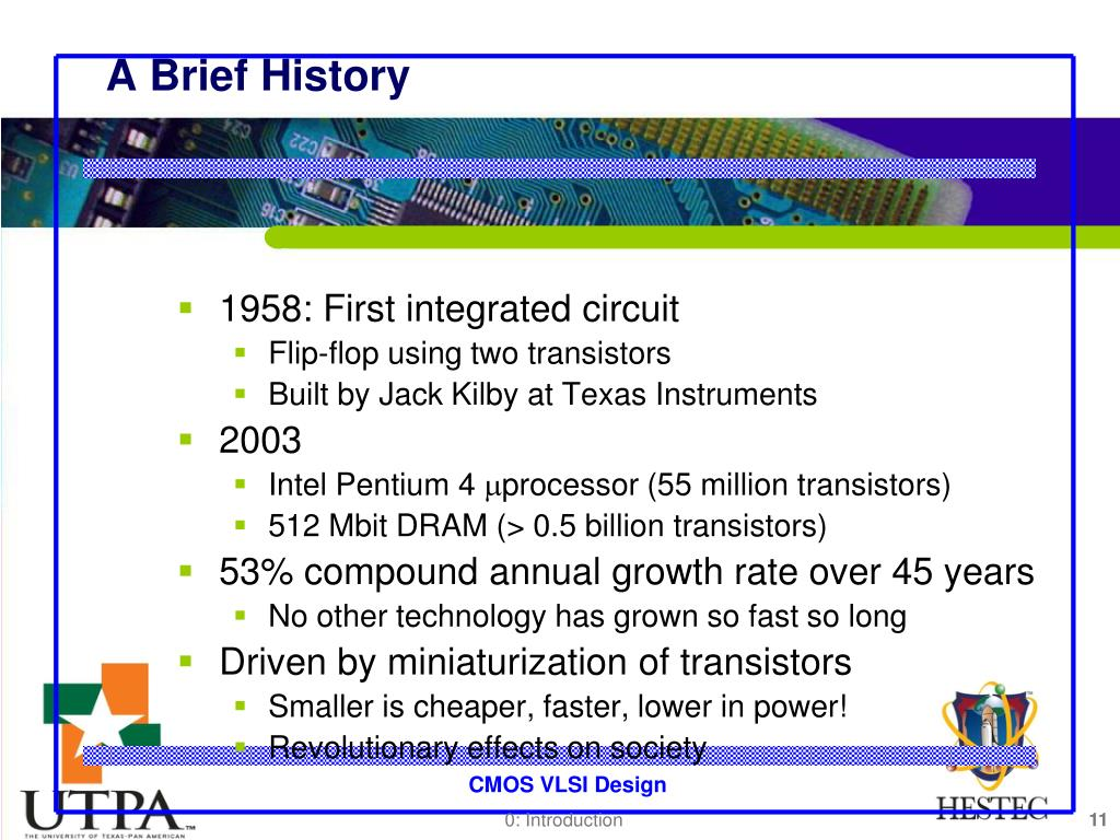 History Of The Integrated Circuit