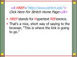 a href http www stritch edu click here for stritch home page a1
