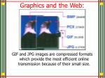 graphics and the web1