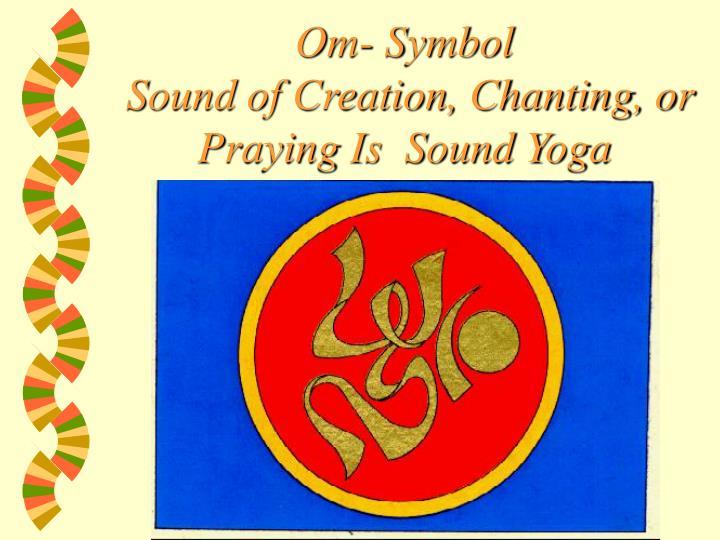 Om- Symbol