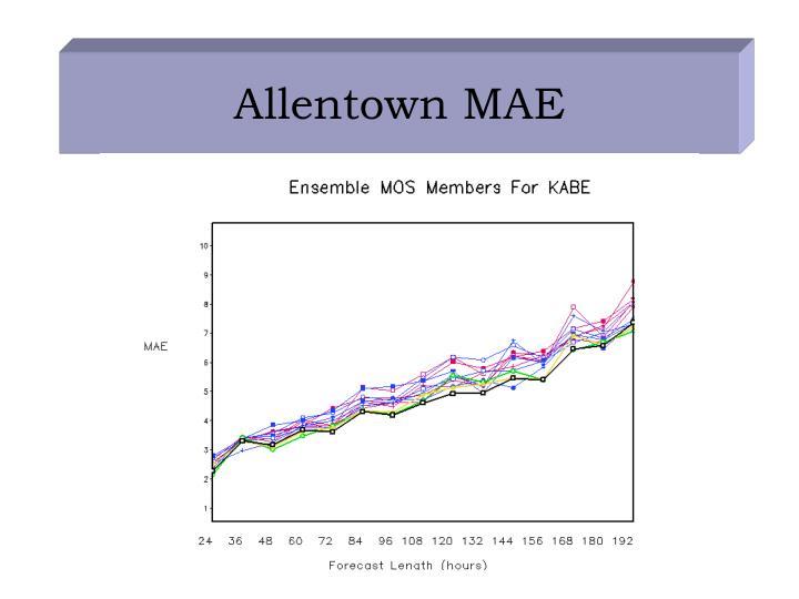 Allentown MAE