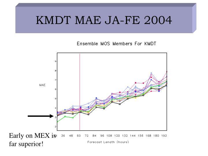 KMDT MAE JA-FE 2004