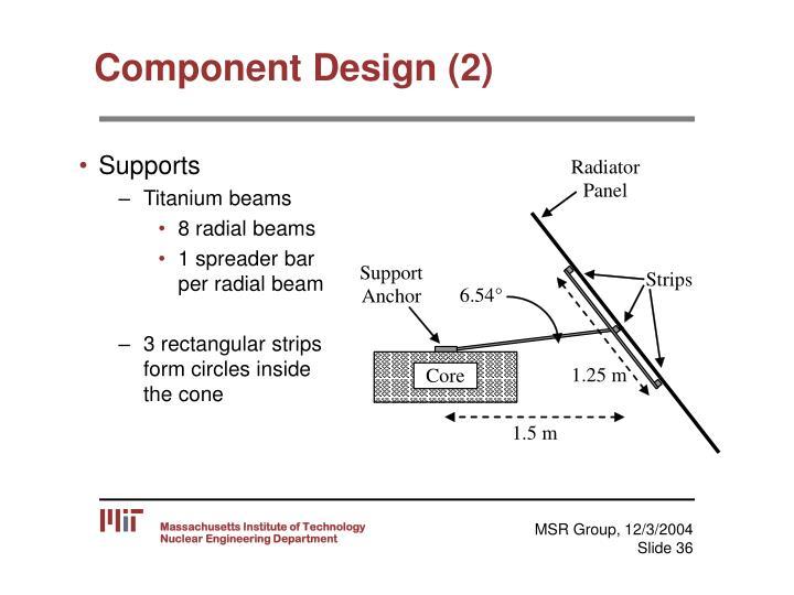 Component Design (2)